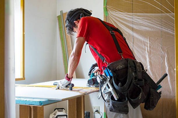 ホーム建設作業員改装