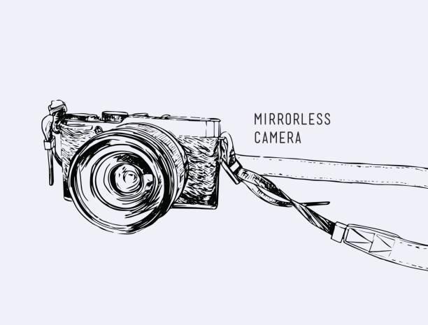 Camera vector.
