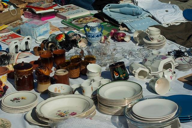 Free photo: Flea Market, Dishes, Vide-Grenier - Free Image on Pixabay - 1681489 (1153)