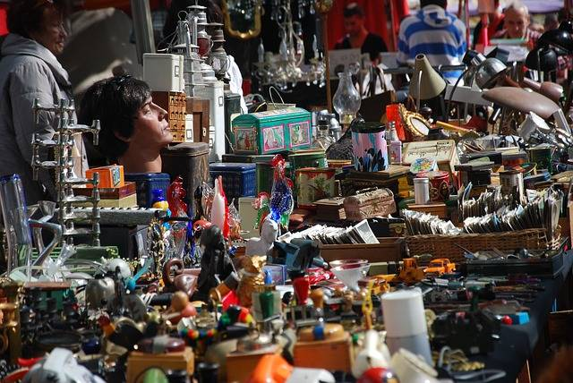 Free photo: Flea Market, Browse, Stand, Market - Free Image on Pixabay - 270566 (1161)