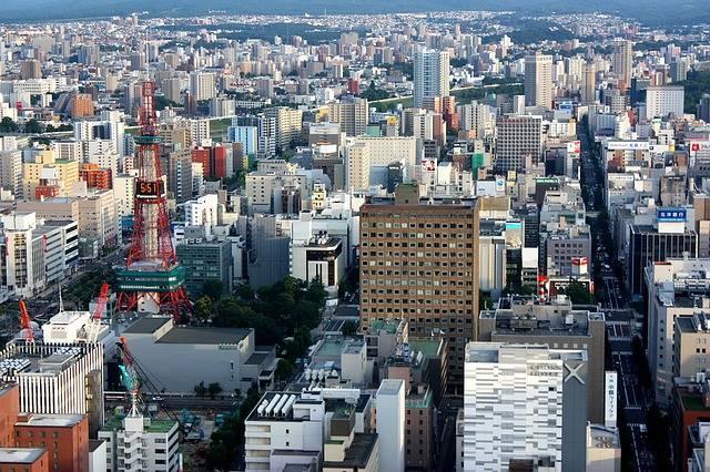 Free photo: Sapporo, Cityscape, Hokkaido, Japan - Free Image on Pixabay - 1397597 (1179)