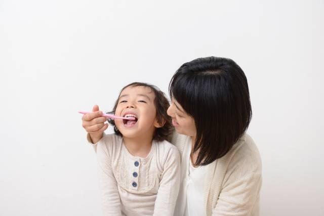母と子 歯みがき18|写真素材なら「写真AC」無料(フリー)ダウンロードOK (5494)