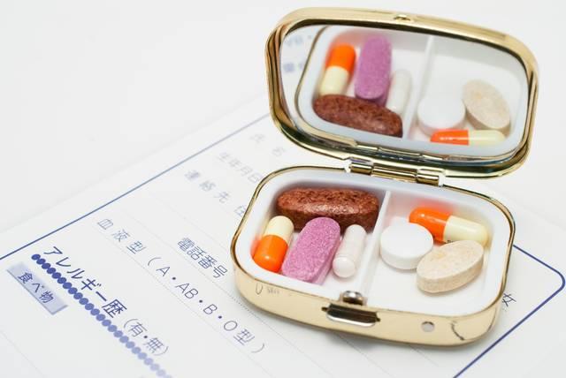 サプリメントでの栄養療法