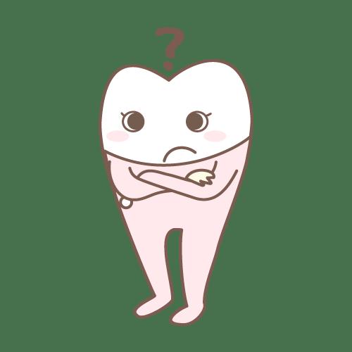 モル(D.Hんん??)|イラストNo.1464【歯科素材.com】 (7038)