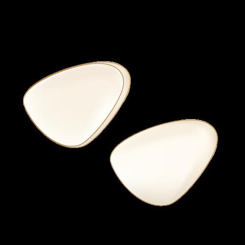 被せ物比較用(ラミネートベニア)|イラストNo.806【歯科素材.com】 (7840)