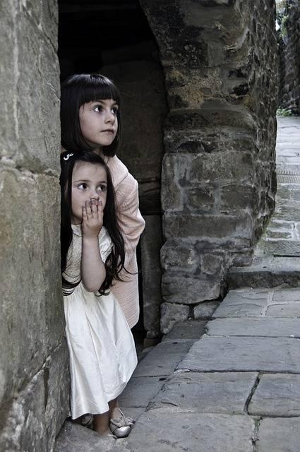 無料の写真: 子供, 女の子, 非表示, びっくり, 再生 - Pixabayの無料画像 - 464652 (11199)