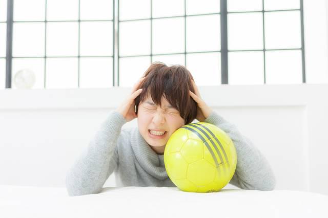 うわぁぁぁああ!!チャンピオンズリーグ見逃した!|フリー写真素材・無料ダウンロード-ぱくたそ (11588)