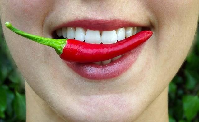 Free photo: Chilli, Bite, Hot, Lips, Mouth, Eat - Free Image on Pixabay - 1437775 (490)