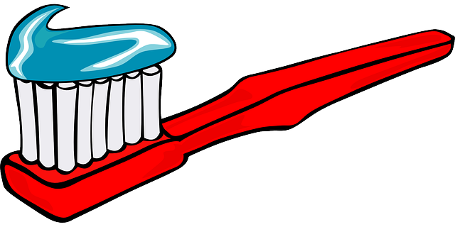 Free vector graphic: Toothbrushe, Brush, Toothpaste - Free Image on Pixabay - 24232 (1805)
