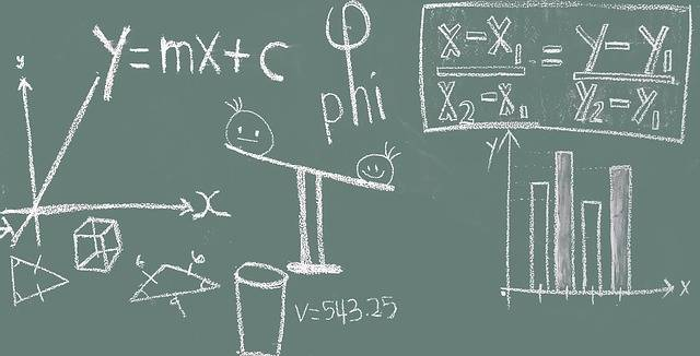 Free photo: Math, Blackboard, Education - Free Image on Pixabay - 1547018 (1824)