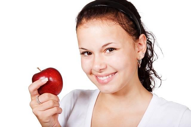 Free photo: Apple, Cute, Diet, Female, Food - Free Image on Pixabay - 17528 (2040)