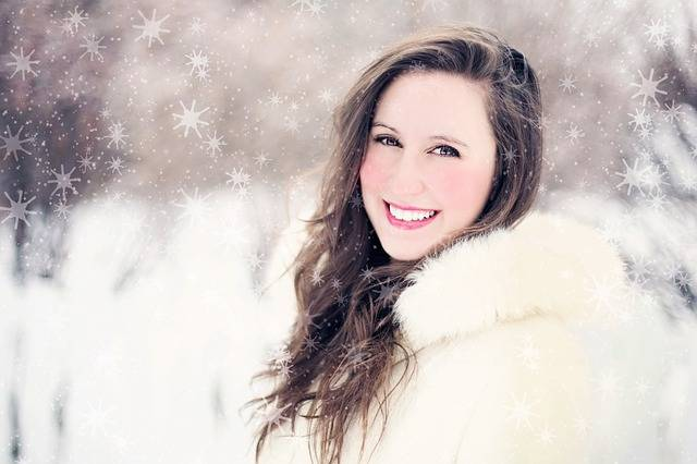Free photo: Woman, Snow, Winter, Portrait - Free Image on Pixabay - 578429 (3073)