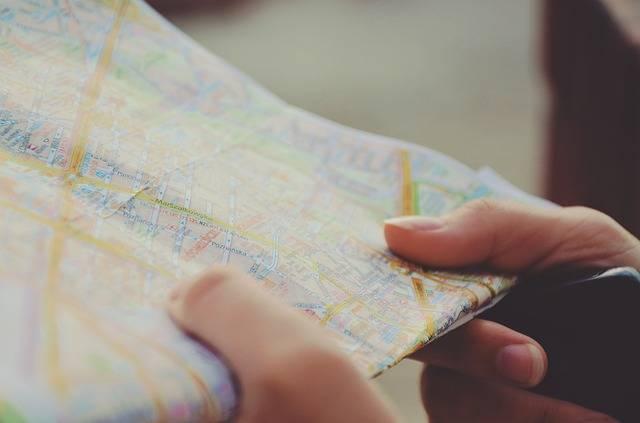 Free photo: Map, Navigation, Hands, Travel - Free Image on Pixabay - 455769 (3364)