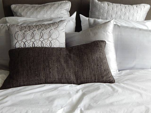 Free photo: Pillows, Bedding, Comforter, Bed - Free Image on Pixabay - 890559 (3618)
