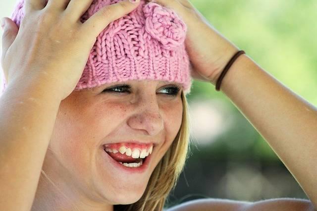Free photo: Girl, Hat, Happy, Laughing, Face - Free Image on Pixabay - 204327 (4692)