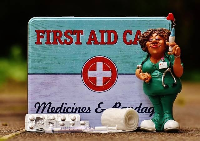 Free photo: First Aid, Nurse, Funny, Box - Free Image on Pixabay - 1732757 (6022)