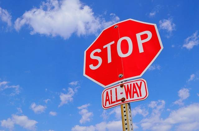 Free photo: Stop Sign, Attention, Stop, Warning - Free Image on Pixabay - 1174658 (6064)