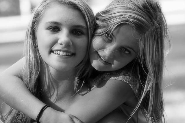 Free photo: Best Friends, Girls, Friendship - Free Image on Pixabay - 381984 (8199)