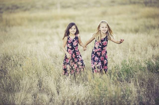 Free photo: Sisters, Girls, Summer, Fun - Free Image on Pixabay - 931131 (11119)