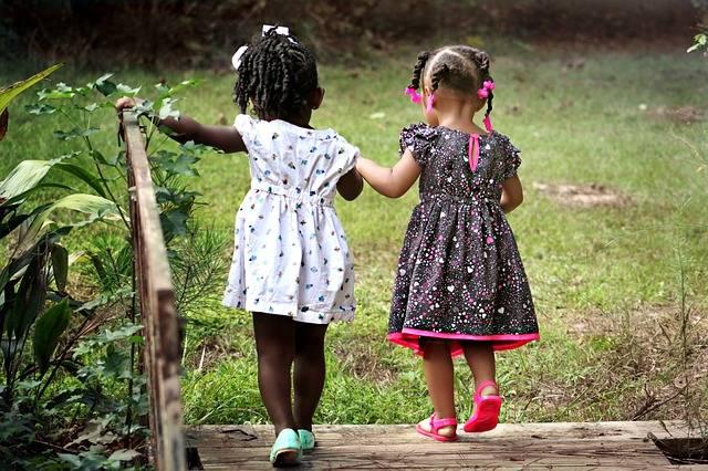Free photo: Girls, Children, Kids, Friends - Free Image on Pixabay - 462072 (11126)