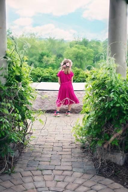 Free photo: Little Girl, Summer, Pavilion - Free Image on Pixabay - 773025 (11192)