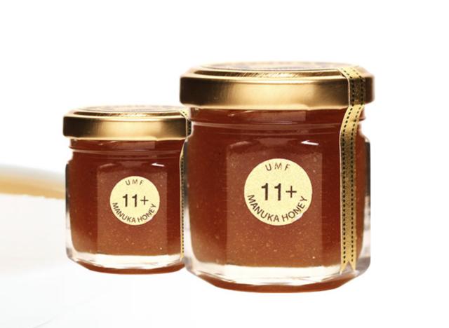 マヌカハニー:マイルズファームの蜂蜜