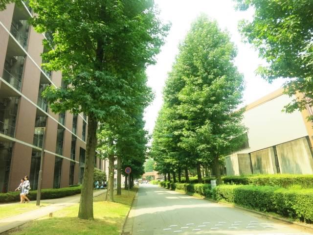 青木アナは嵐・櫻井翔の後輩だった!慶大キャンパス内の空気は「騒いじゃいけない不文律」
