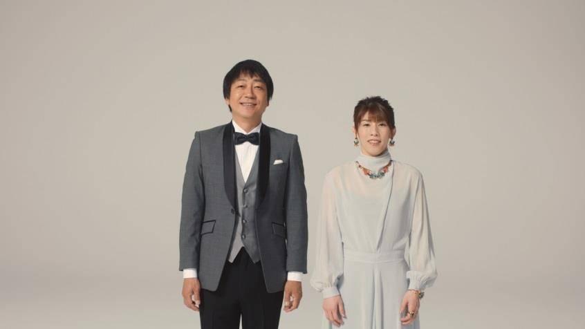 ネットで話題「令和元年=R1」に応えるべく明治が急遽新CM作成!吉田沙保里&大森南朋出演