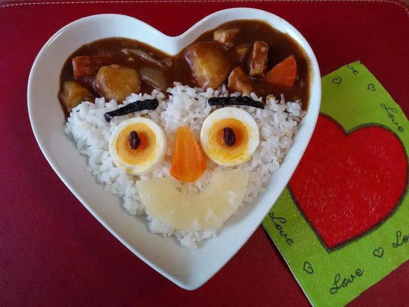 中島健人が教えてくれた可愛い『Smilyカレー』を作ってみた!