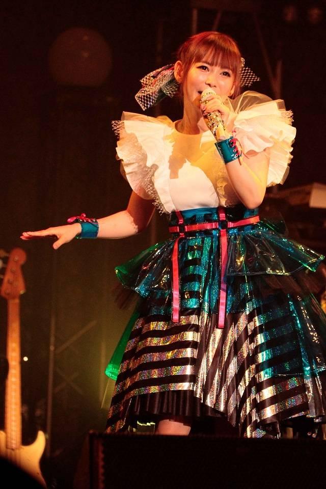 中川翔子、バースデーライブでポケモンの名曲を熱唱