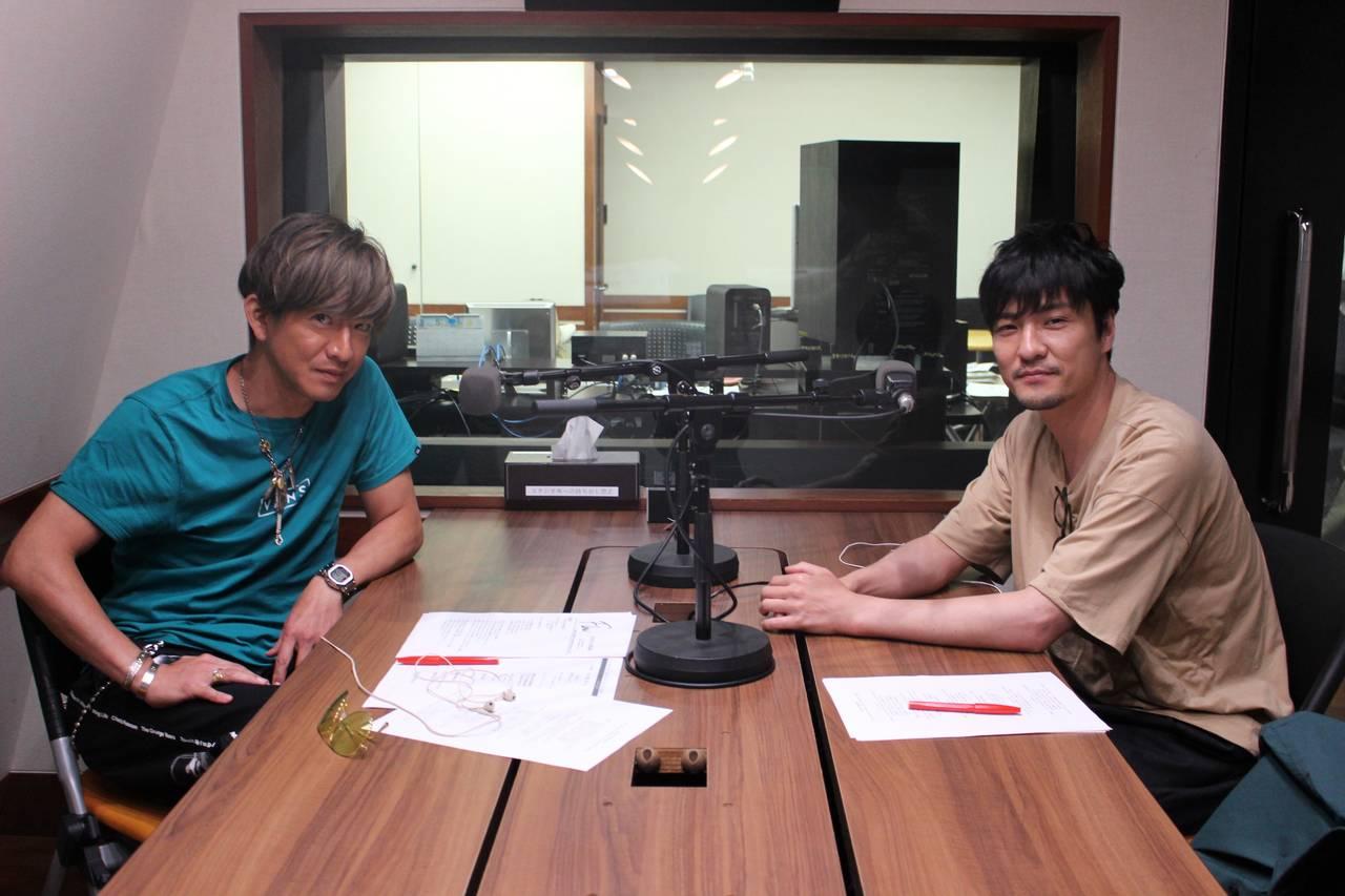 森山直太朗が木村拓哉FM番組にゲスト出演決定!「木村さんに救われた!」と語る場面も