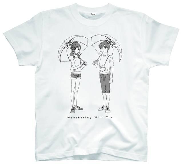 TシャツA ¥3,990+tax