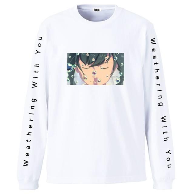 ロングスリーブTシャツA ¥4,490+tax