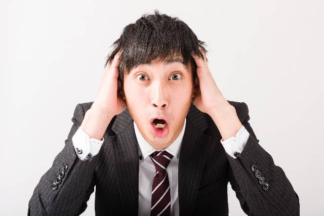頭を抱えるビジネスマン16|写真素材なら「写真AC」無料(フリー)ダウンロードOK (19)