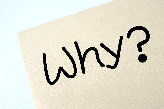 Why?|写真素材なら「写真AC」無料(フリー)ダウンロードOK (257)