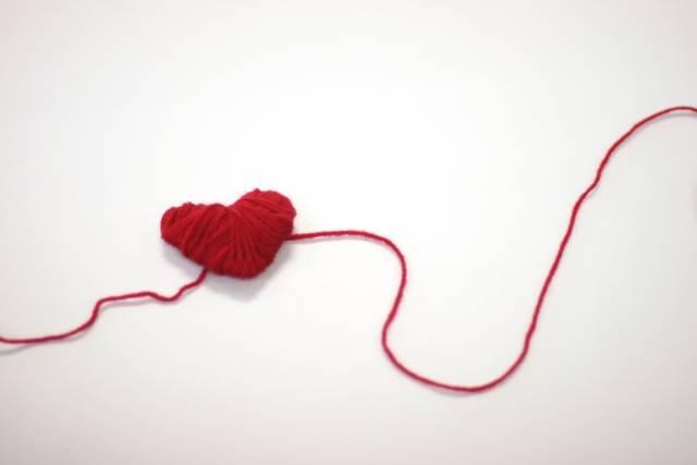赤い毛糸のハート|写真素材なら「写真AC」無料(フリー)ダウンロードOK (2017)