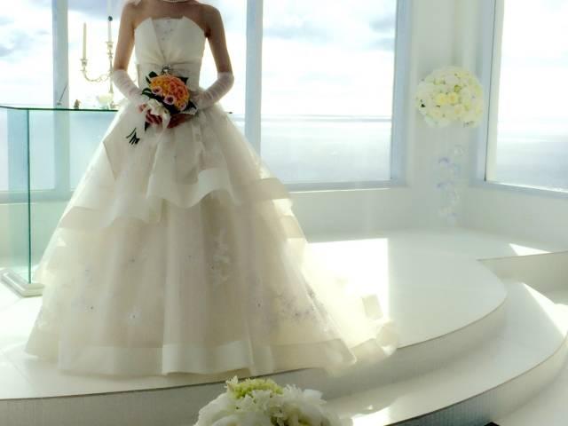 海の見えるチャペルで結婚式|写真素材なら「写真AC」無料(フリー)ダウンロードOK (2668)