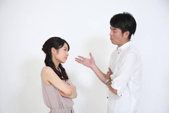 [フリー写真] 口論しているカップルでアハ体験 -  GAHAG | 著作権フリー写真・イラスト素材集 (2827)