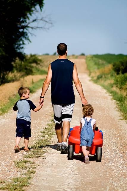 無料の写真: 家族, お父さん, 父, 子供, 息子, 娘, 徒歩, パパ - Pixabayの無料画像 - 1635049 (3475)