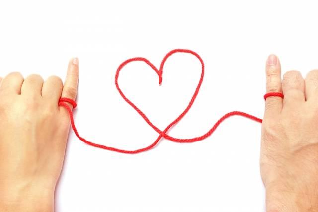 運命の赤い糸|写真素材なら「写真AC」無料(フリー)ダウンロードOK (4309)