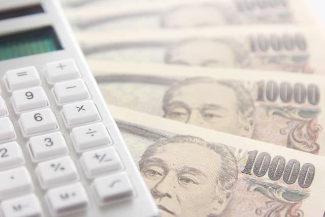 お金と電卓|写真素材なら「写真AC」無料(フリー)ダウンロードOK (5301)