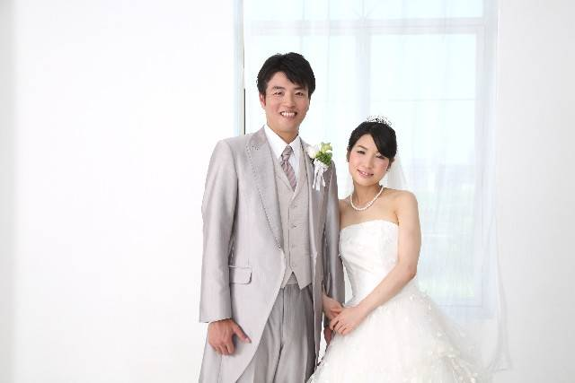 花嫁と花婿14|写真素材なら「写真AC」無料(フリー)ダウンロードOK (8433)