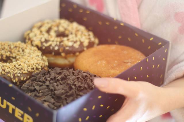 Free image of doughnut, sweet, food - StockSnap.io (9769)
