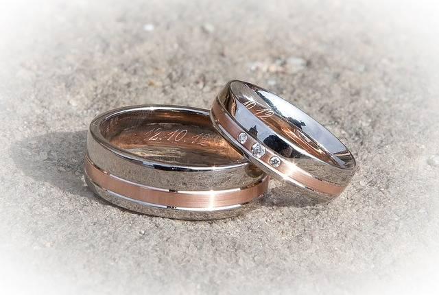 無料の写真: リング, 結婚式, 結婚指輪, 結婚, ジュエリー, 式, シンボル - Pixabayの無料画像 - 260892 (12237)