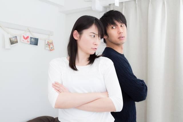 意見の不一致(夫婦喧嘩)|フリー写真素材・無料ダウンロード-ぱくたそ (12241)