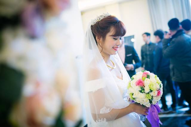 Free photo Wedding Bride Those Celebration Vietnam - Max Pixel (12425)