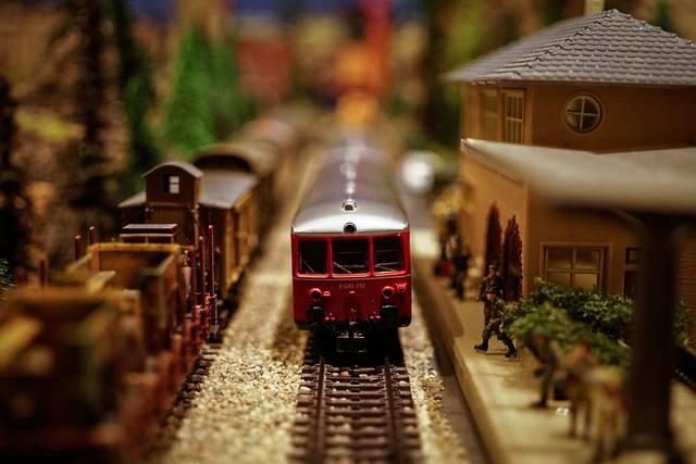 無料の写真: 鉄道模型, モデル鉄道, モデル, 鉄道, おもちゃ, トランスポート - Pixabayの無料画像 - 1146828 (13205)