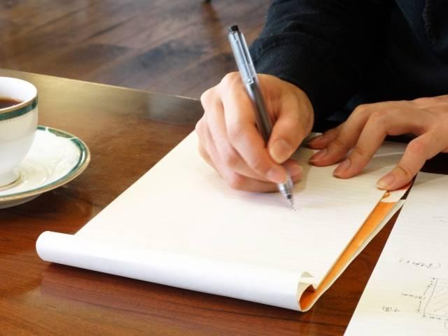 ペンで書く手元|写真素材なら「写真AC」無料(フリー)ダウンロードOK (14924)