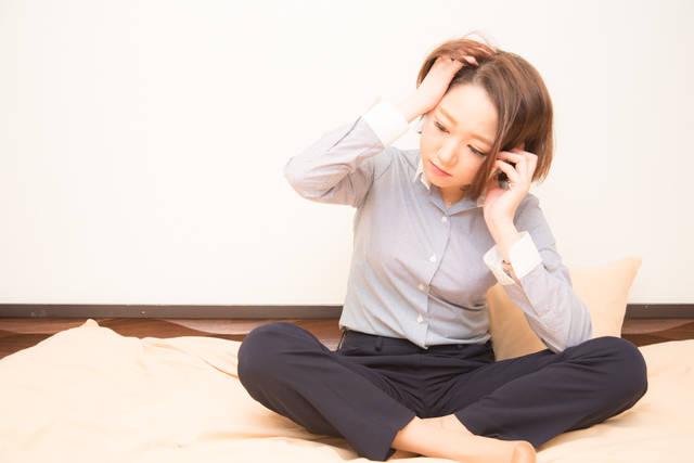 仕事で負ったストレスを彼氏に電話でぶつける | 「frestocks(フリストックス)」フリー素材やモデル写真 (15708)