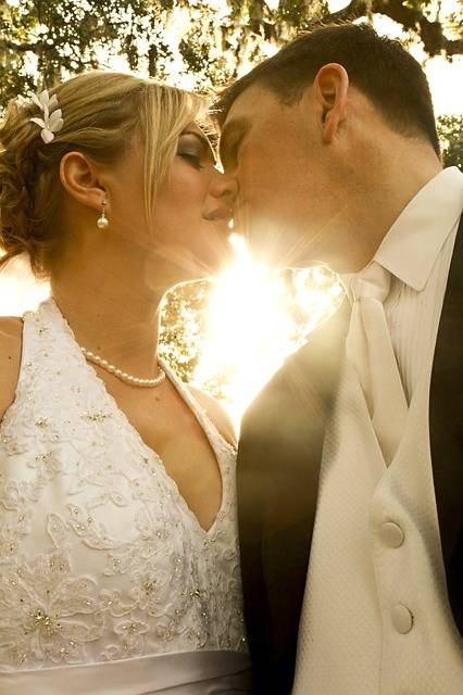 Free photo: Bride, Groom, Wedding, Marriage - Free Image on Pixabay - 454144 (5379)